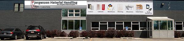 Jorgenson Material Handling Building